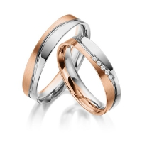 Sickinger Trauringe Collection der TRAURINGjuwelier Trauringe